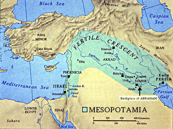 Mesopotamian Empires  ThingLink